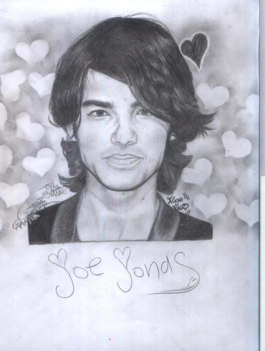 Joe Jonas par MaNaR